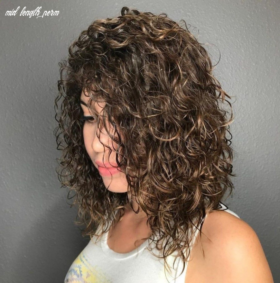 10 gorgeous perms looks: say hello to your future curls!   permed