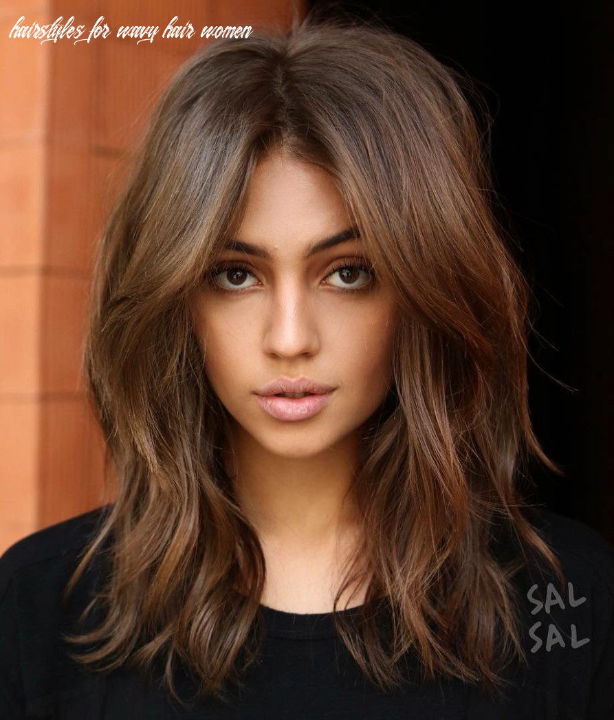 10 haircuts for thick wavy hair to shape and alleviate your