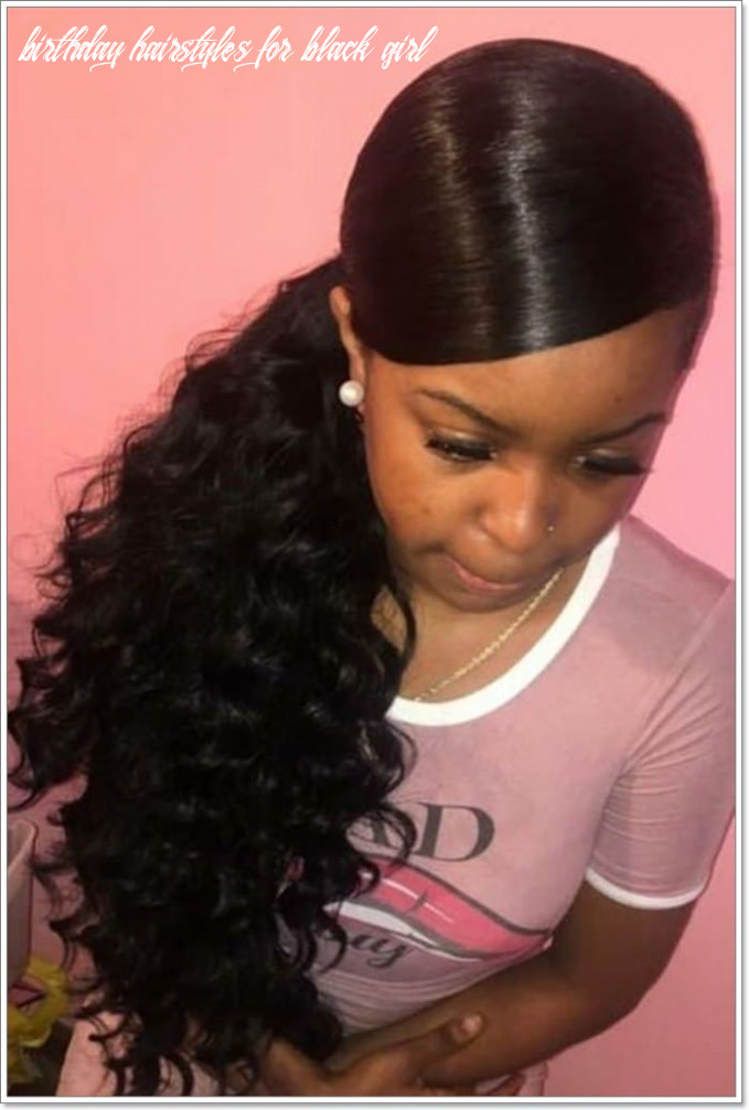 10 hairstyles for black girls that you need to try in 10! birthday hairstyles for black girl