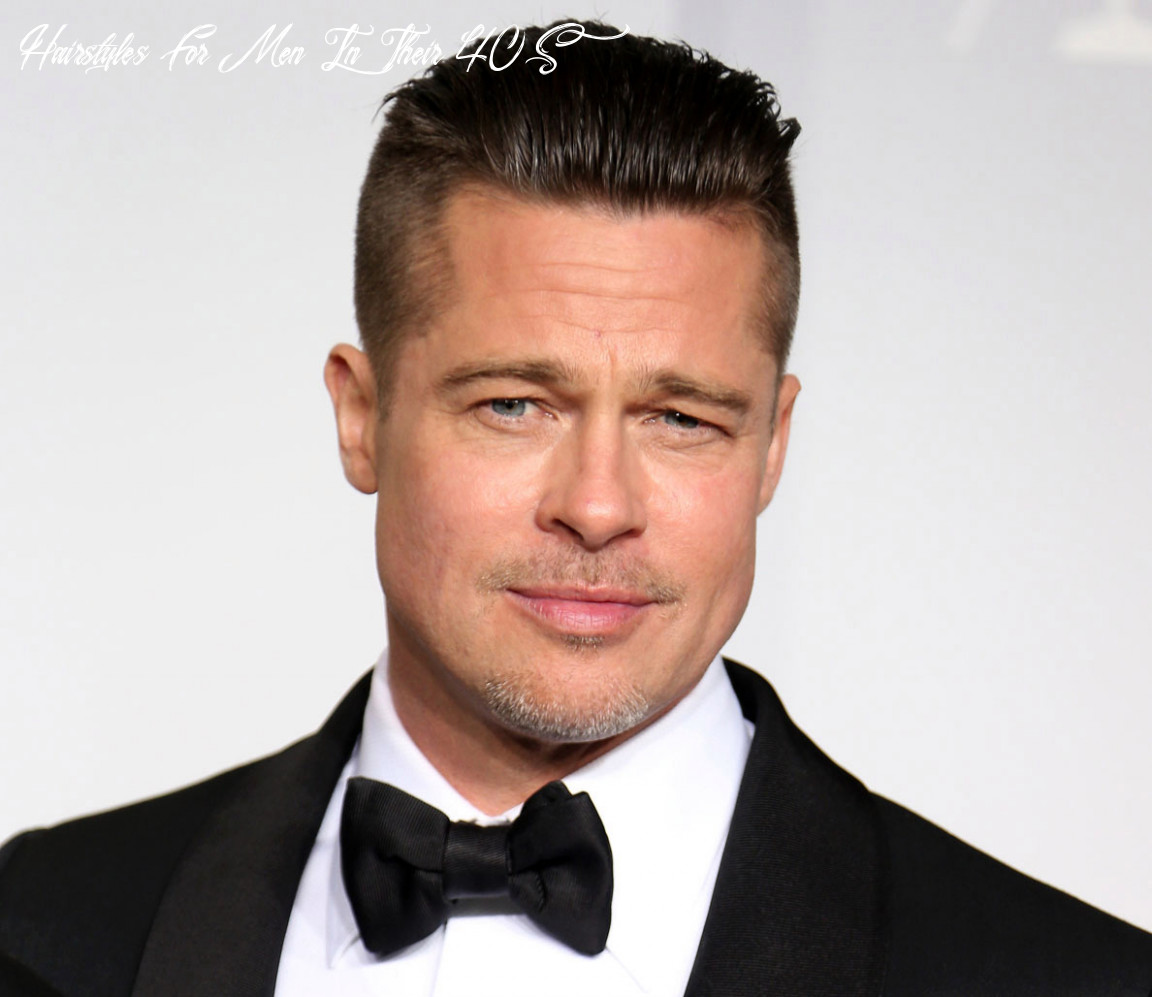 10 hairstyles for men over 10 hairstyles for men in their 40s