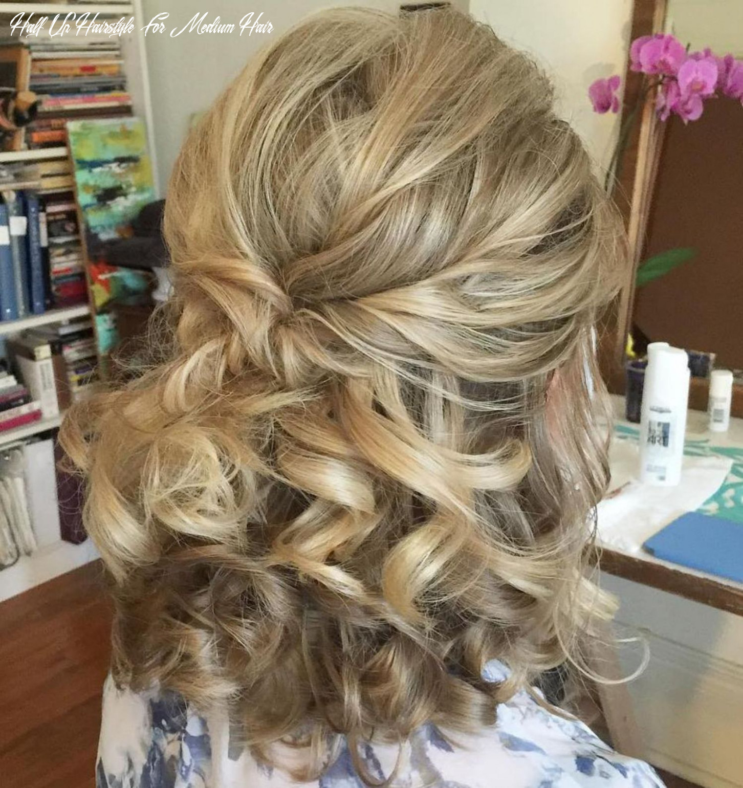 10 half updos for your perfect everyday and party looks | mother
