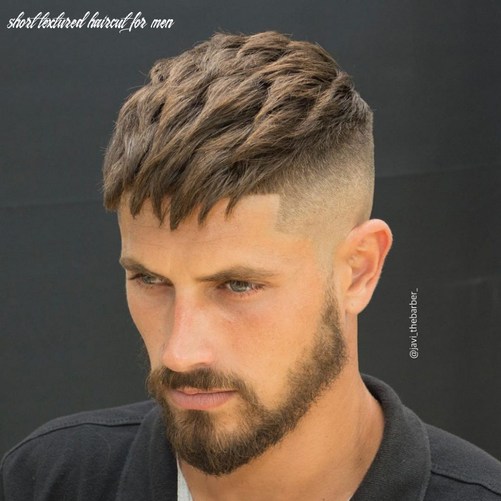 10 hot short haircuts for men in 10 | short hairstyles men short textured haircut for men