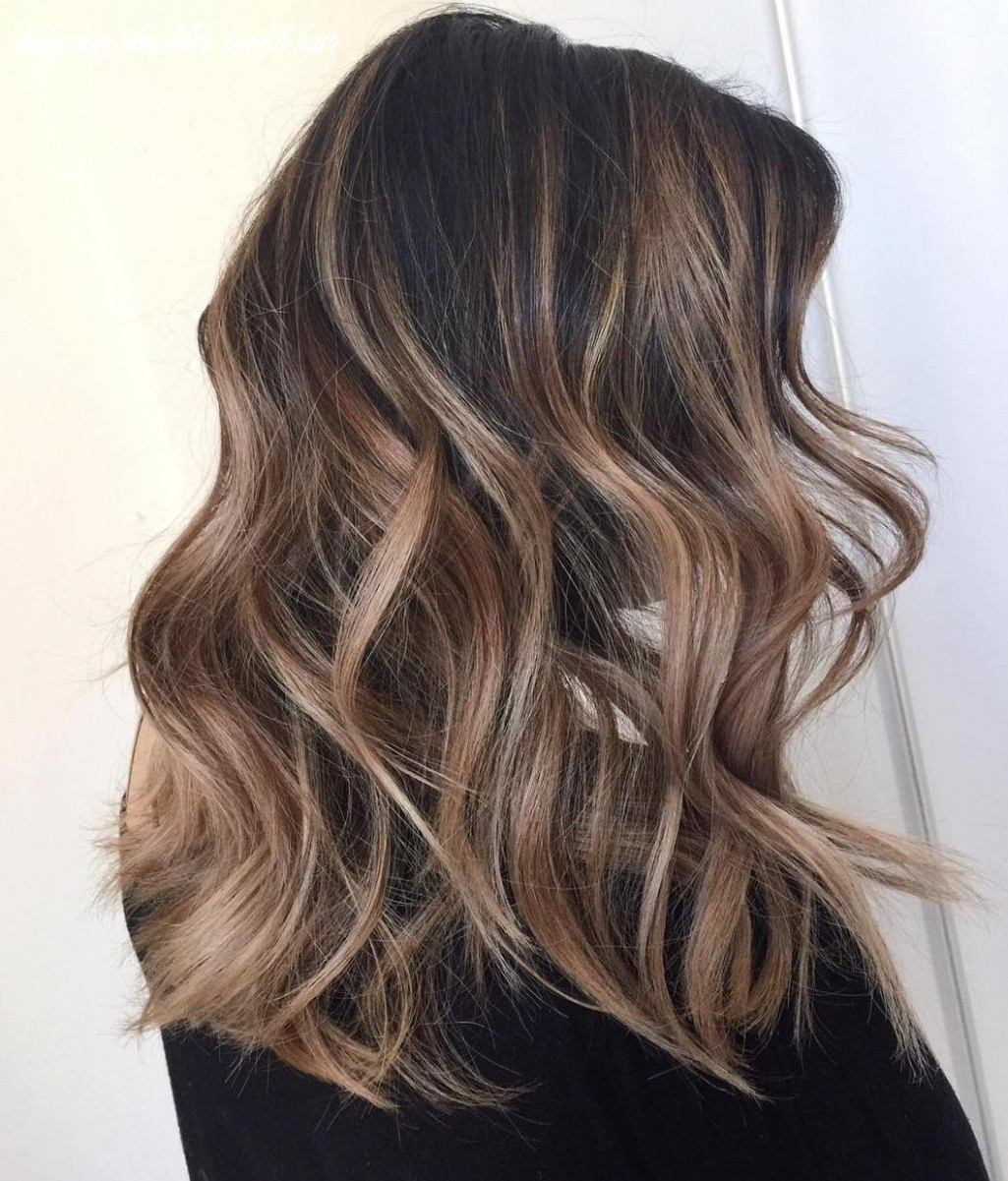 10 hottest balayage hair ideas to try in 10 hair adviser balayage shoulder length hair
