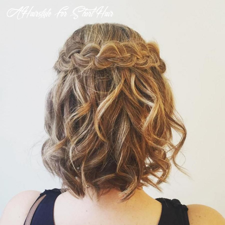 10 hottest prom hairstyles for short hair | prom hairstyles for