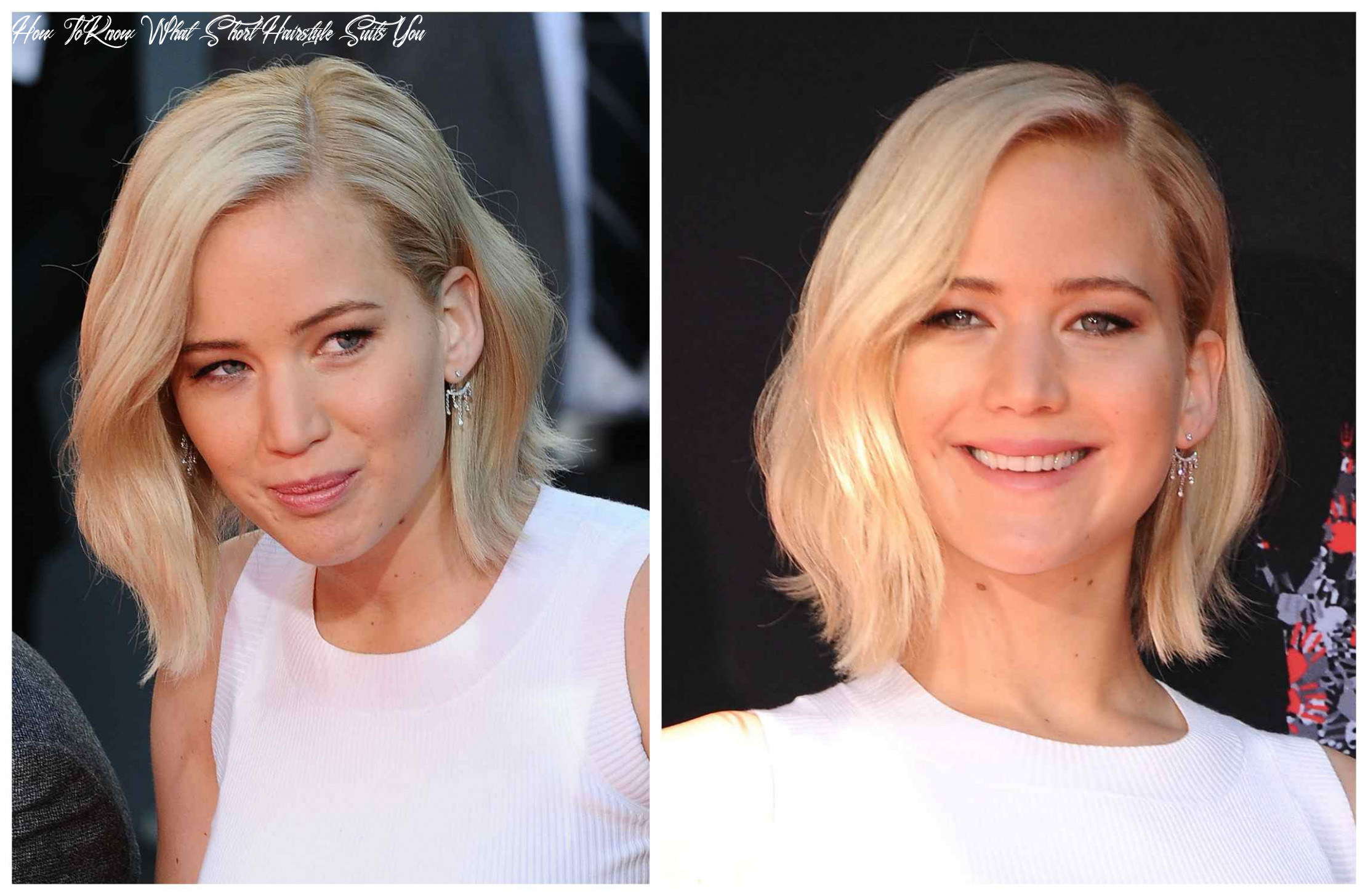 10 inspiring short haircuts for every face shape how to know what short hairstyle suits you