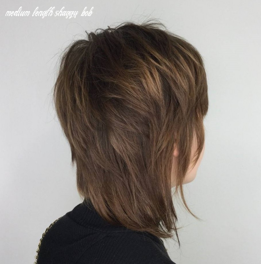 10 Latest Shag Haircut Variations Trendy in 10 - Hair Adviser