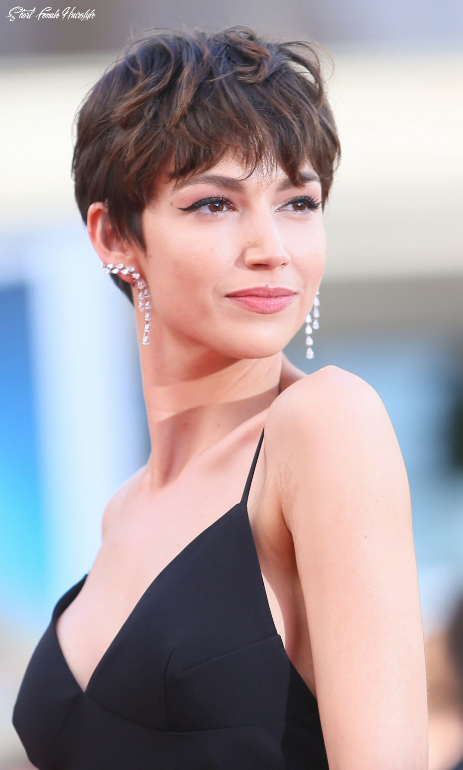 10 latest short hairstyles for women for 10 short female hairstyle