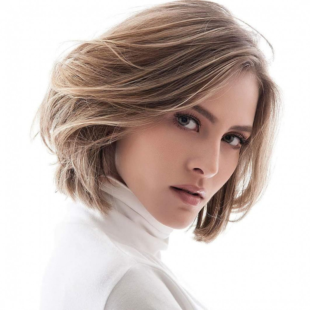 10 Medium Bob Haircut Ideas, Casual Short Hairstyles for Women 10
