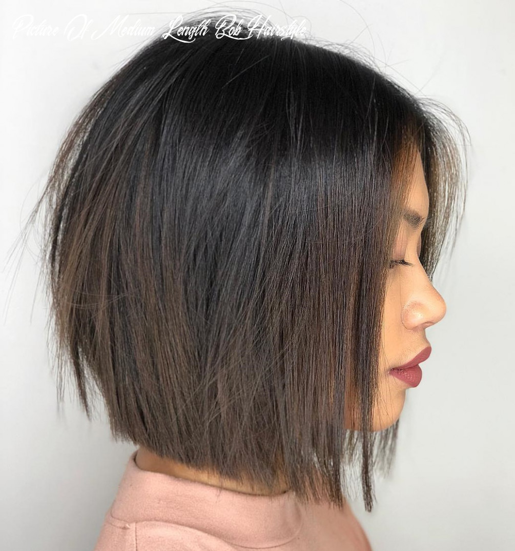 10 medium bobs from the best hairstylists hair adviser picture of medium length bob hairstyle