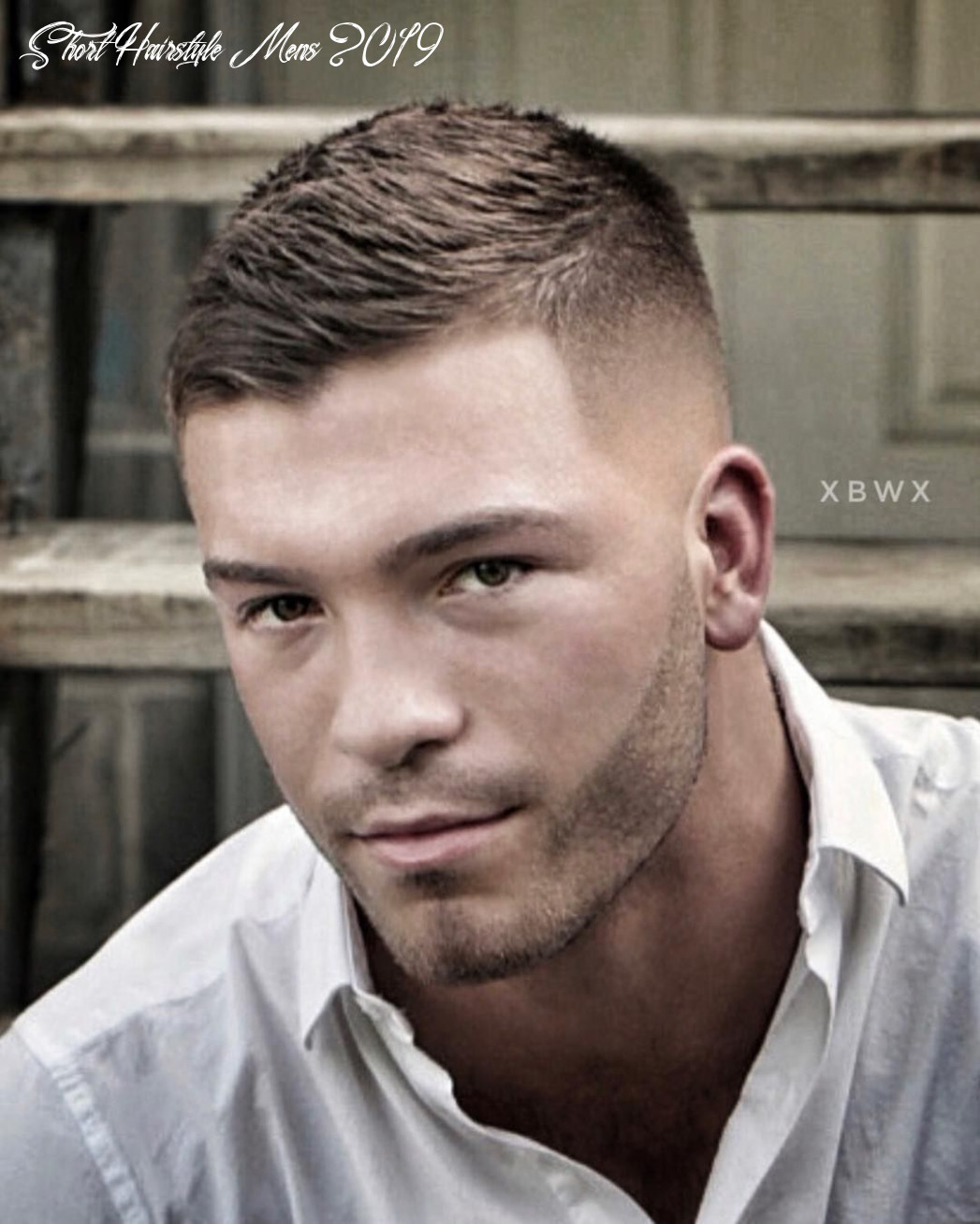 10 mens short haircut styles 10, great style! short hairstyle mens 2019