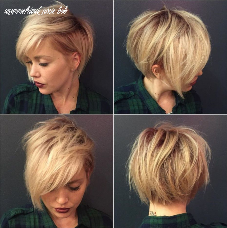 10 mind blowing short hairstyles for fine hair | trendy short