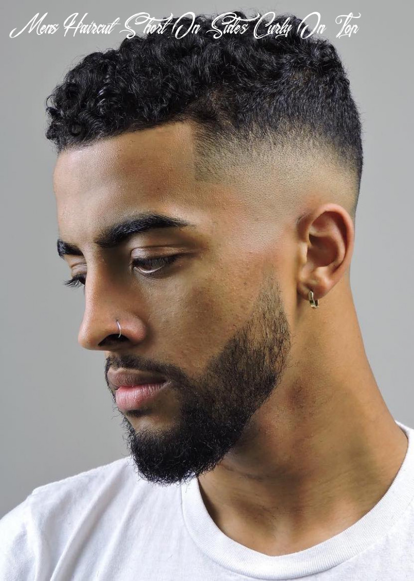 10 Modern Men's Hairstyles for Curly Hair (That Will Change Your Look)