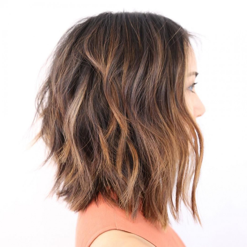 10 most beneficial haircuts for thick hair of any length | haircut