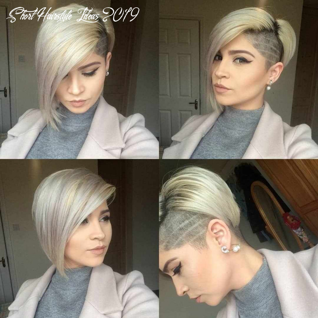 10 most popular and impressive women short hairstyles ideas 10