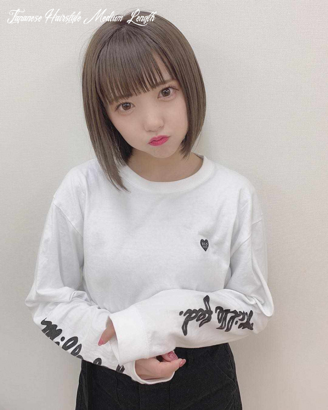 10 most remarkable japanese haircuts 10 japanese hairstyle medium length