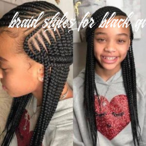 10 natural hairstyles for black girls | girls hairstyles braids