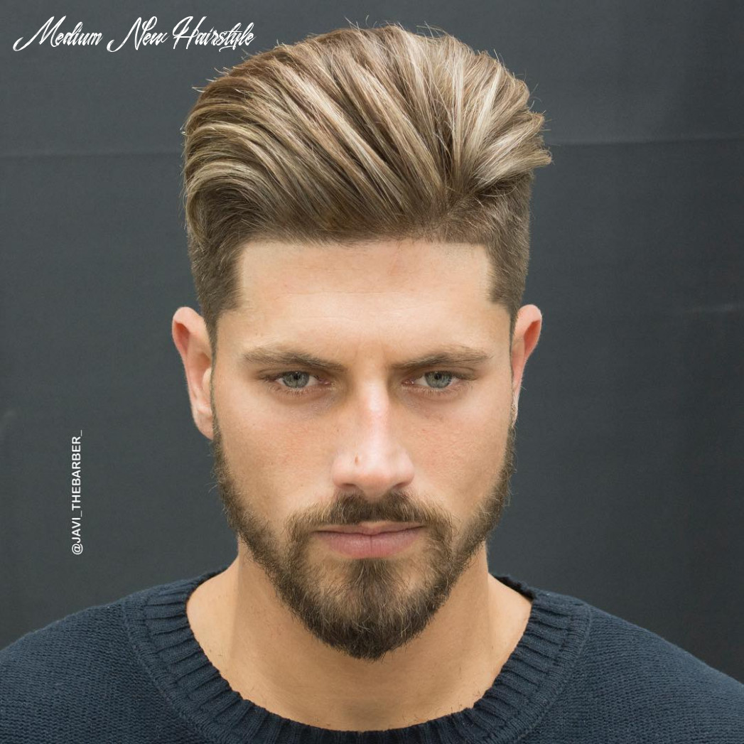 10 new hairstyles for men (10 update) medium new hairstyle