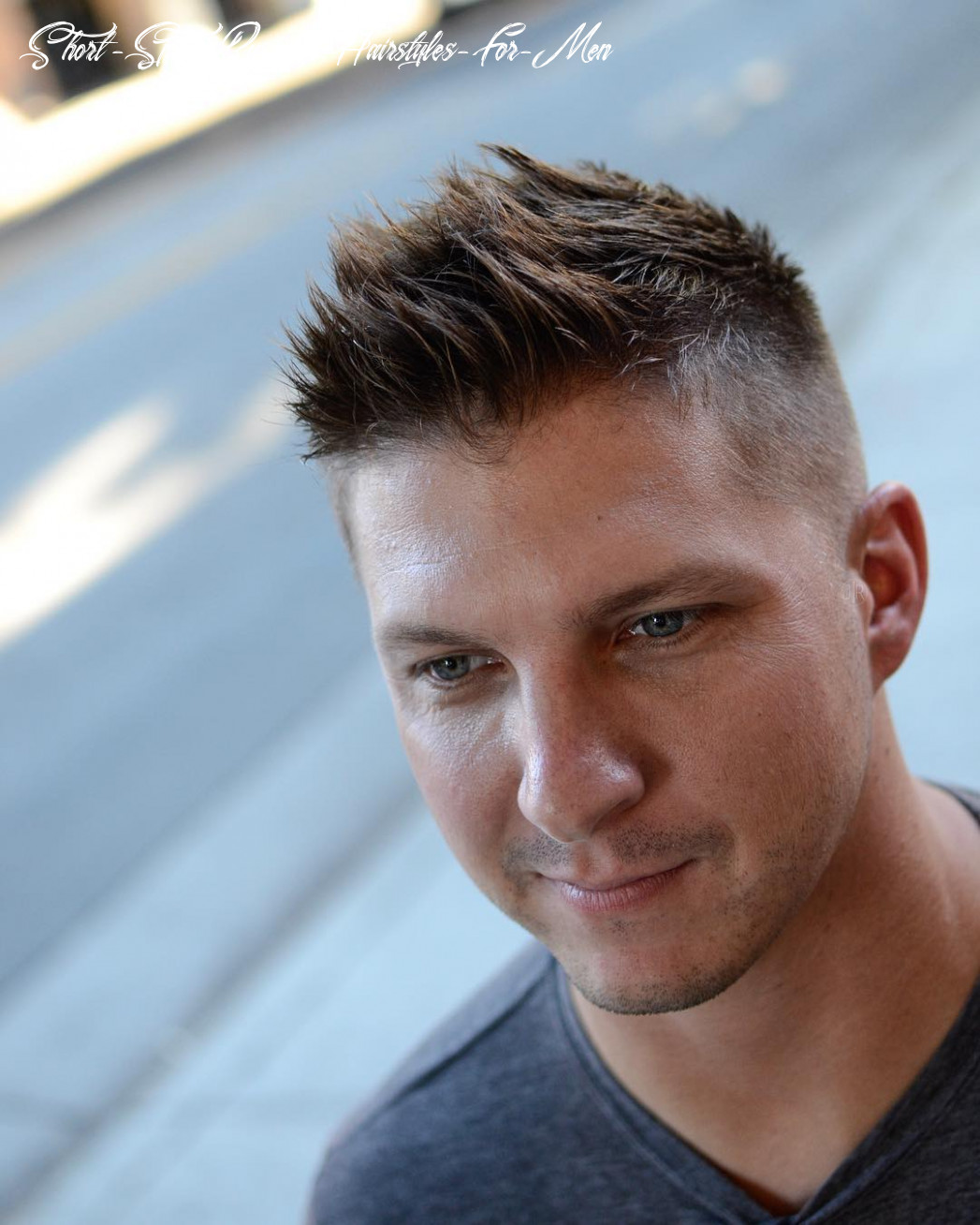 10 new hairstyles for men (10 update) short spiky business hairstyles for men