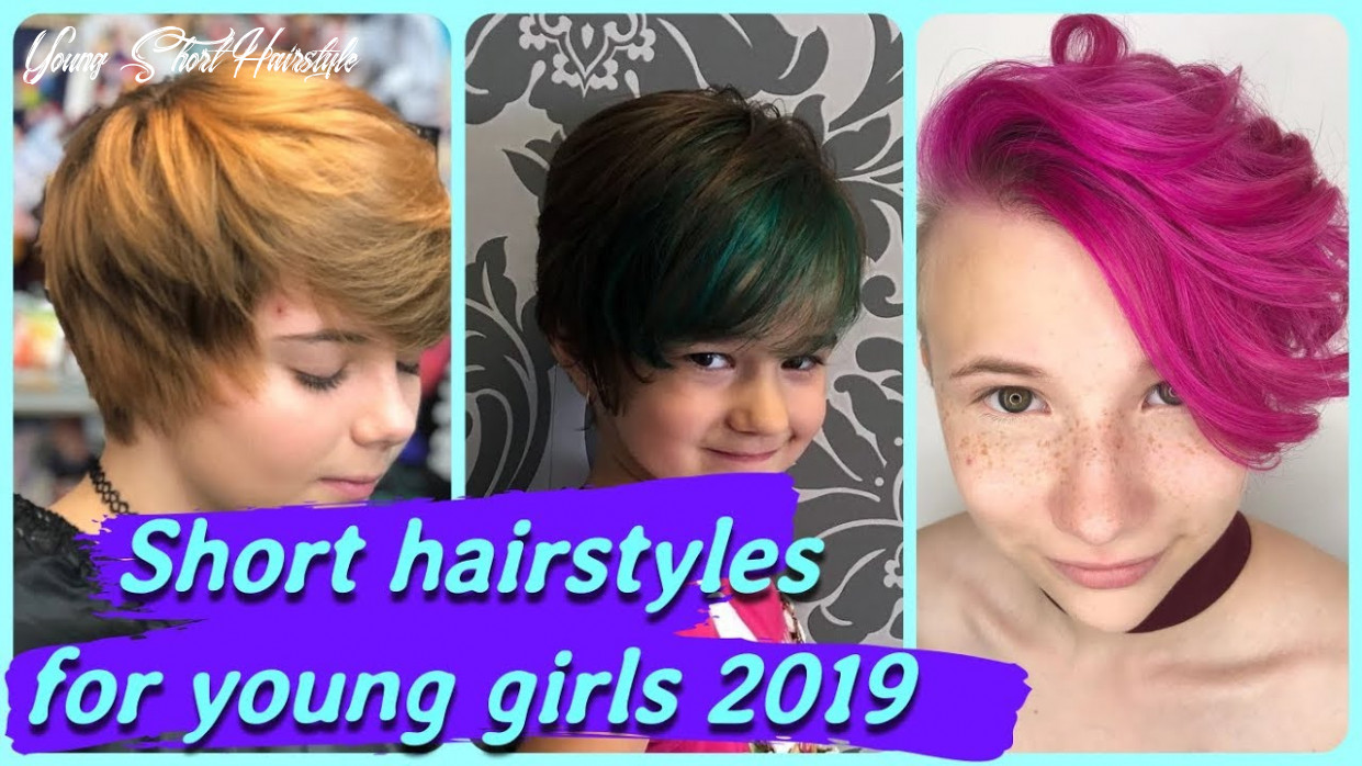 10 new ideas 🌟 on short hairstyles for young girls 1019 youtube young short hairstyle