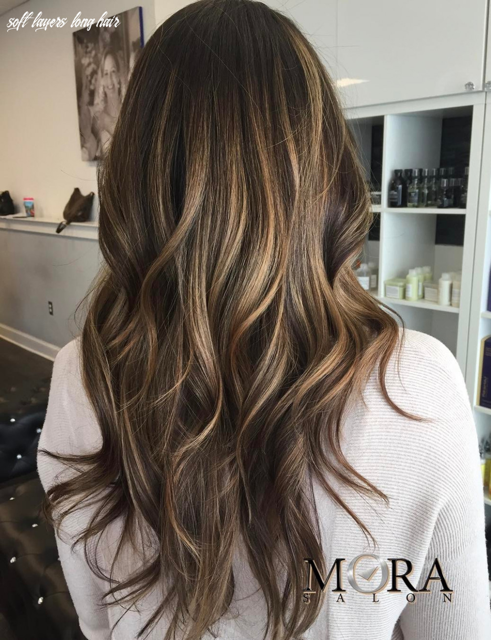 10 NEW Long Hairstyles with Layers for 10 - Hair Adviser