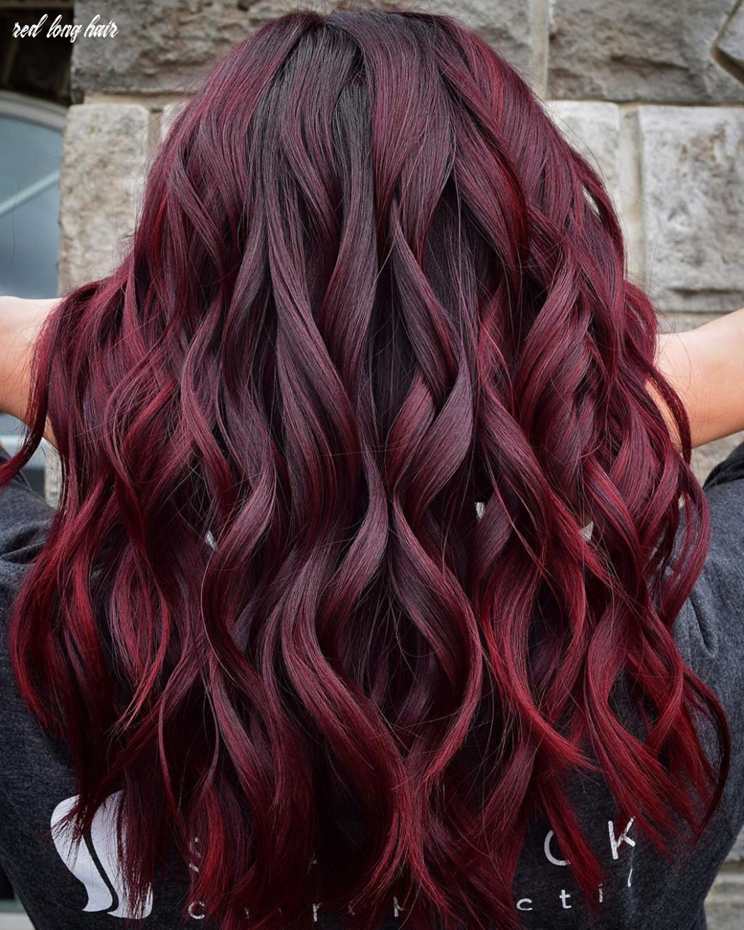 10 new red hair ideas & red color trends for 10 hair adviser red long hair