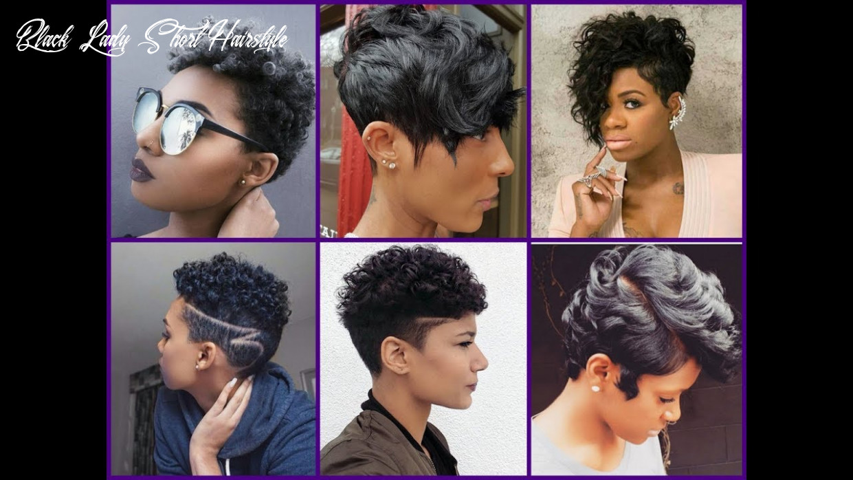 10 new short haircuts for black women trendy haircuts for african american women black lady short hairstyle