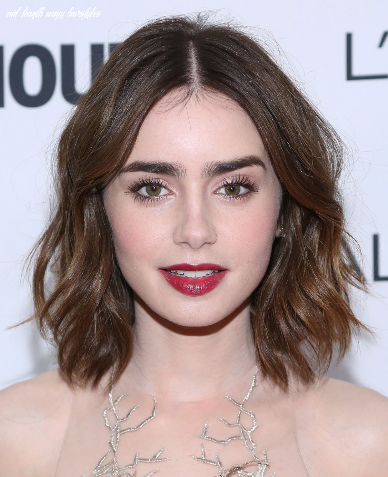 10 of the best hairstyles for medium length wavy hair the