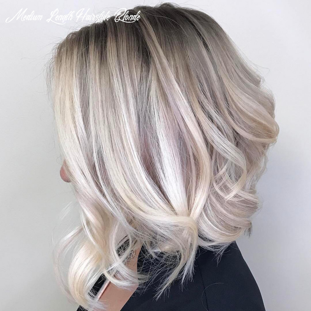 10 Ombre Balayage Hairstyles for Medium Length Hair, Hair Color 10