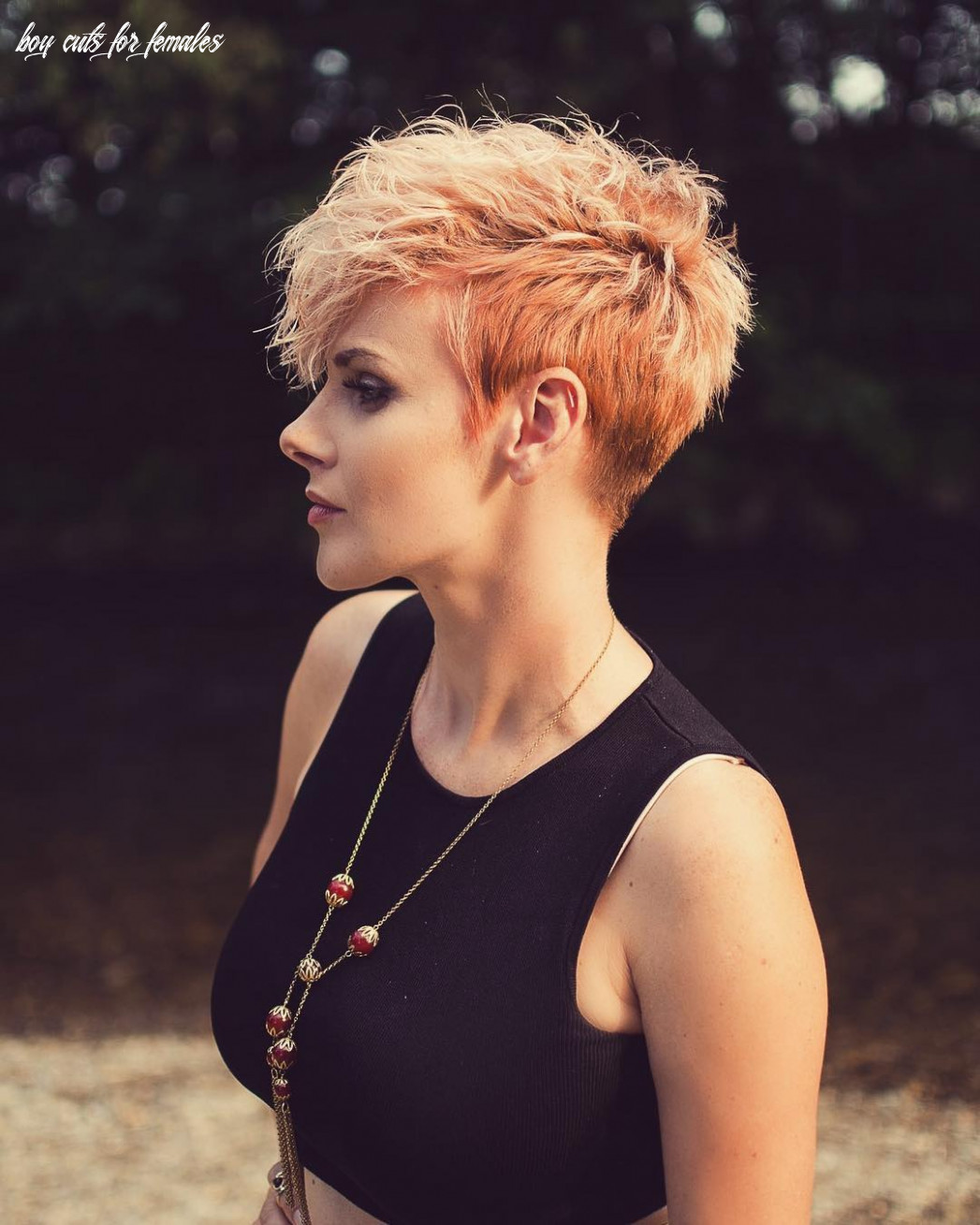 10 peppy pixie cuts boy cuts & girlie cuts to inspire 10 boy cuts for females