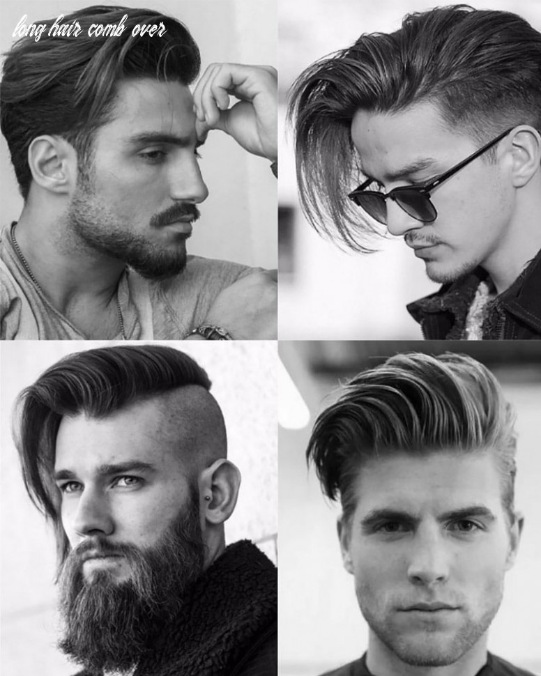 10 perfect comb over haircuts to try in 10 the trend spotter long hair comb over