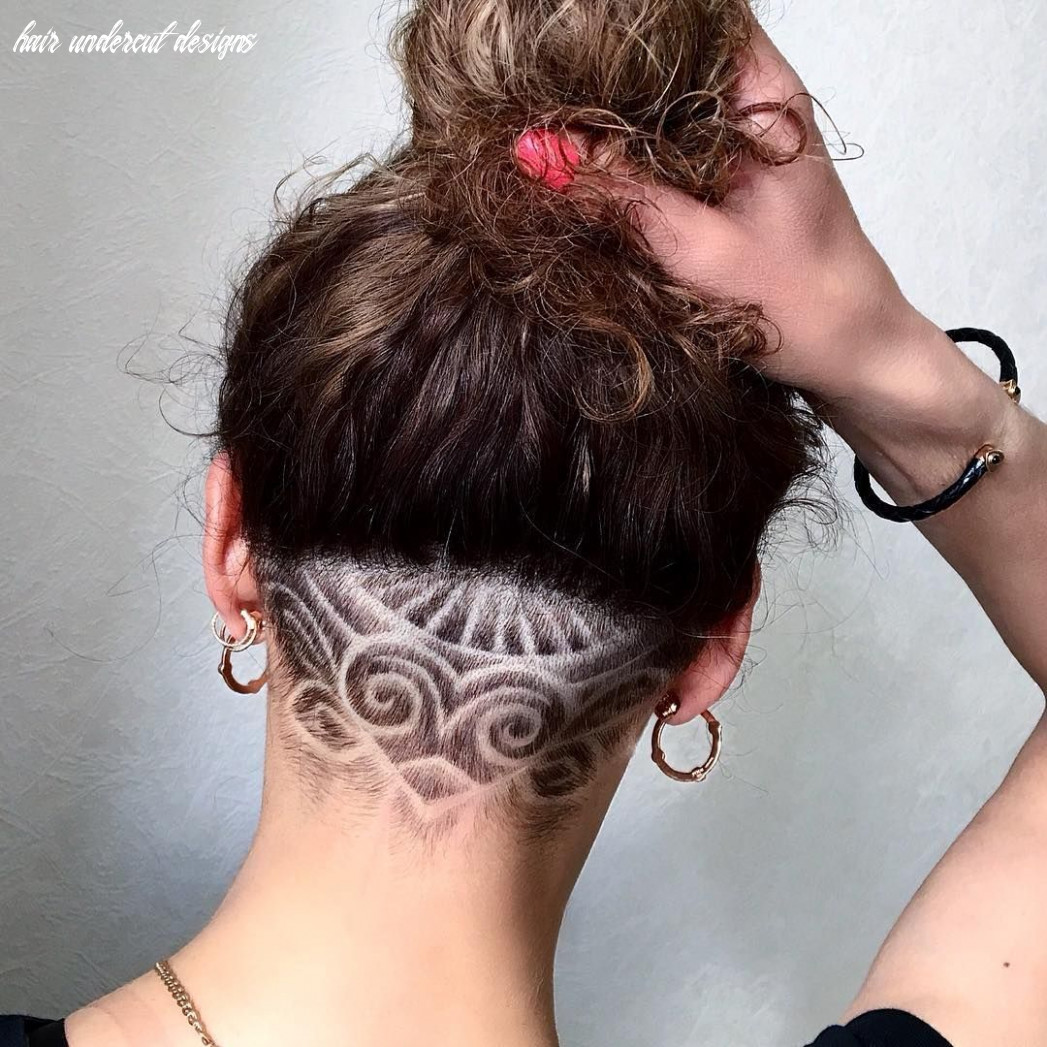 10 phenomenal undercut designs for the bold and edgy | shaved hair