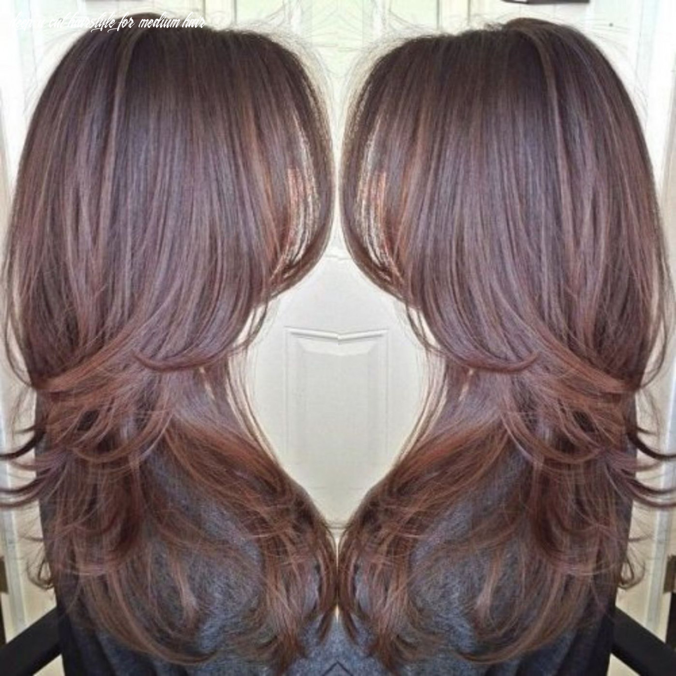10 picture perfect hairstyles for long thin hair | messy short