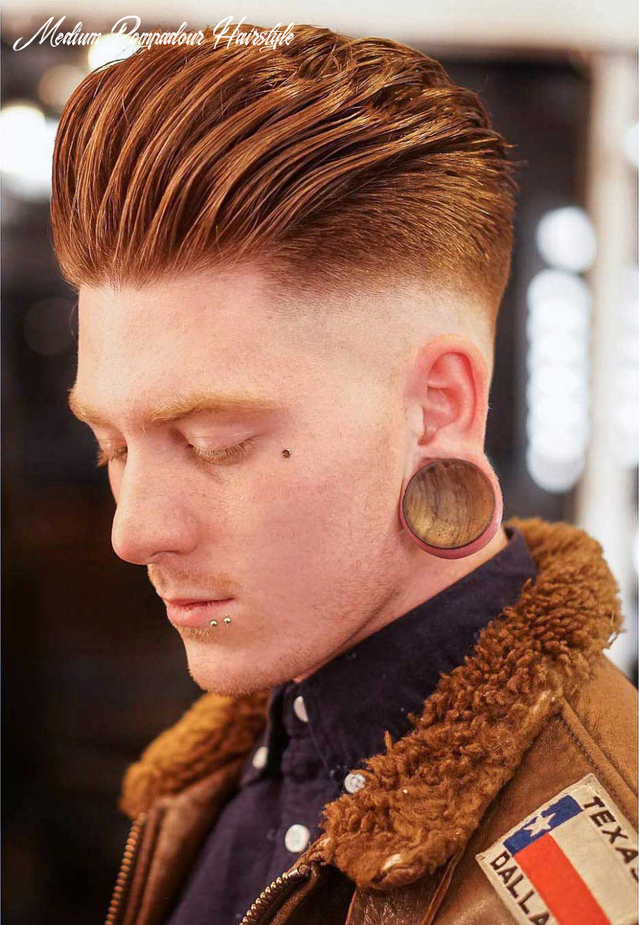 10 pompadour hairstyle variations comprehensive guide medium pompadour hairstyle