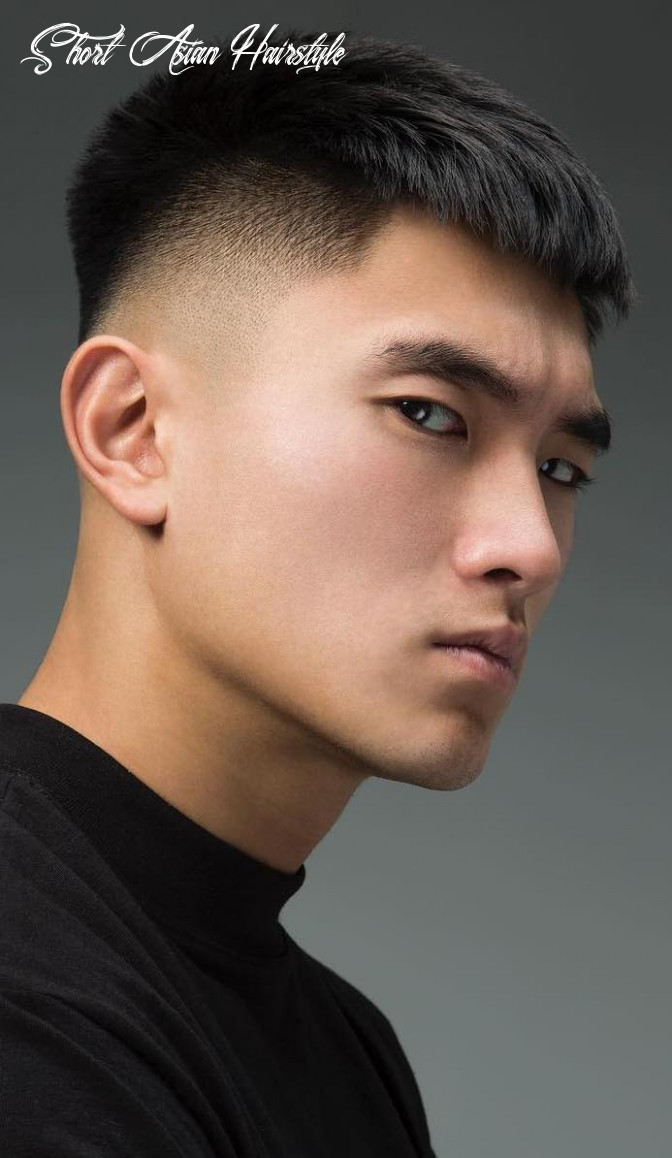 10 popular and edgy asian hairstyles for men styleoholic short asian hairstyle