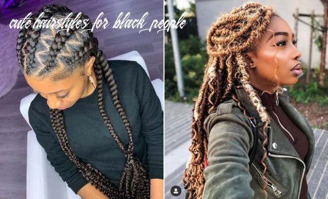 10 popular hairstyles for black women to try in 10 | stayglam cute hairstyles for black people