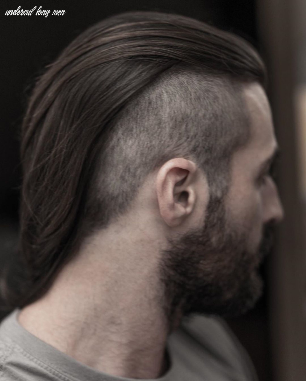 10 popular undercut long hair looks for men (10 guide) undercut long men