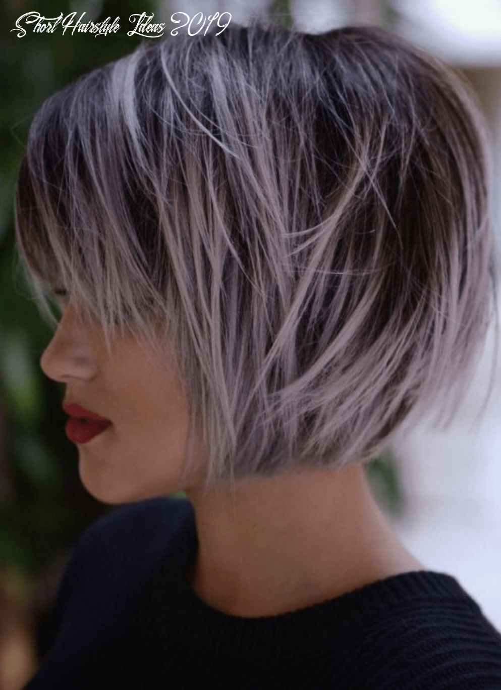 10 pretty spring and summer short hairstyle ideas 10 | bob