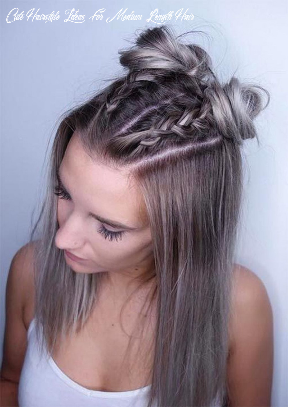 10 relaxing medium hairstyle ideas to get a perfect look in