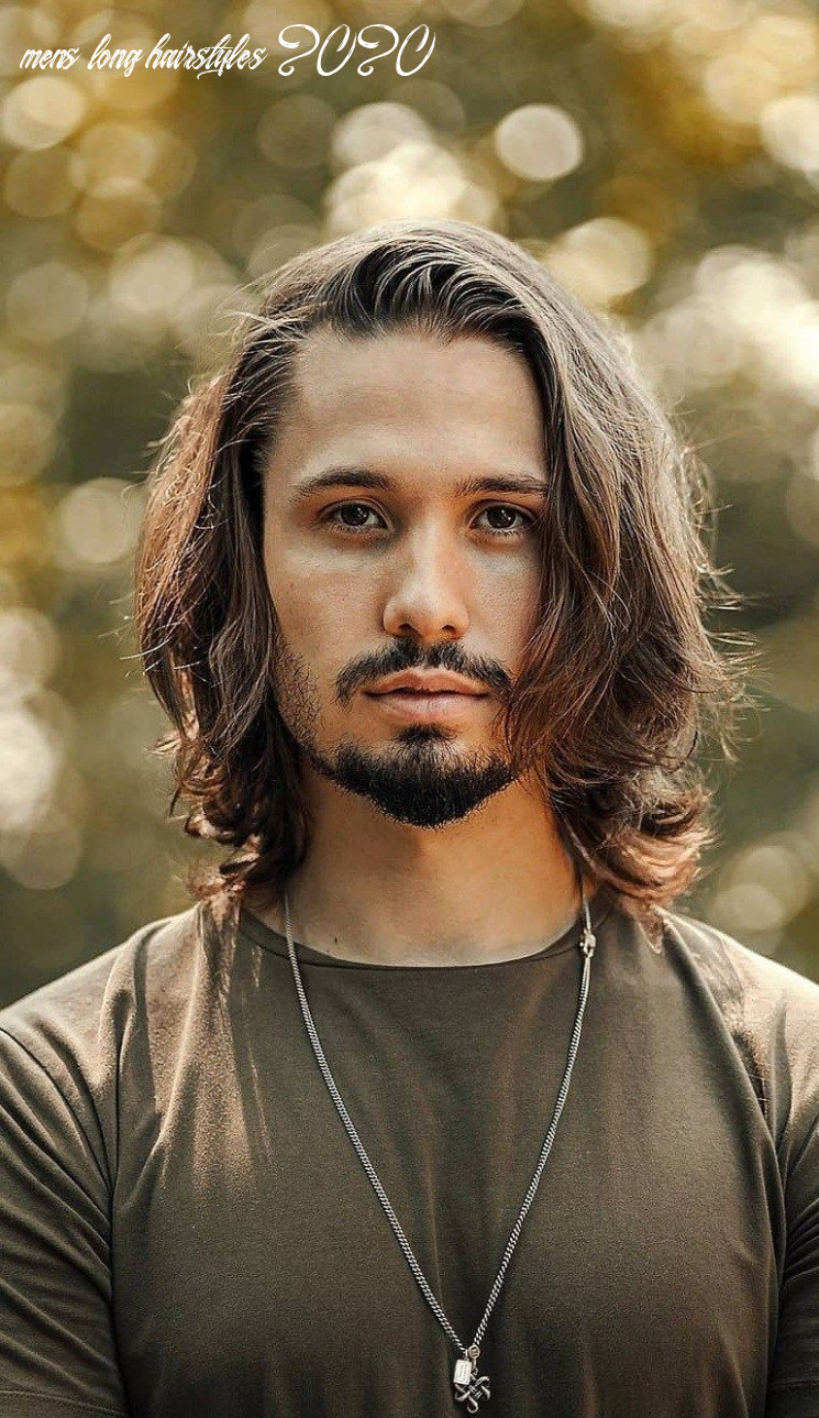10 Sexiest Long Hairstyles for Men to rock in 10 | Long hair ...