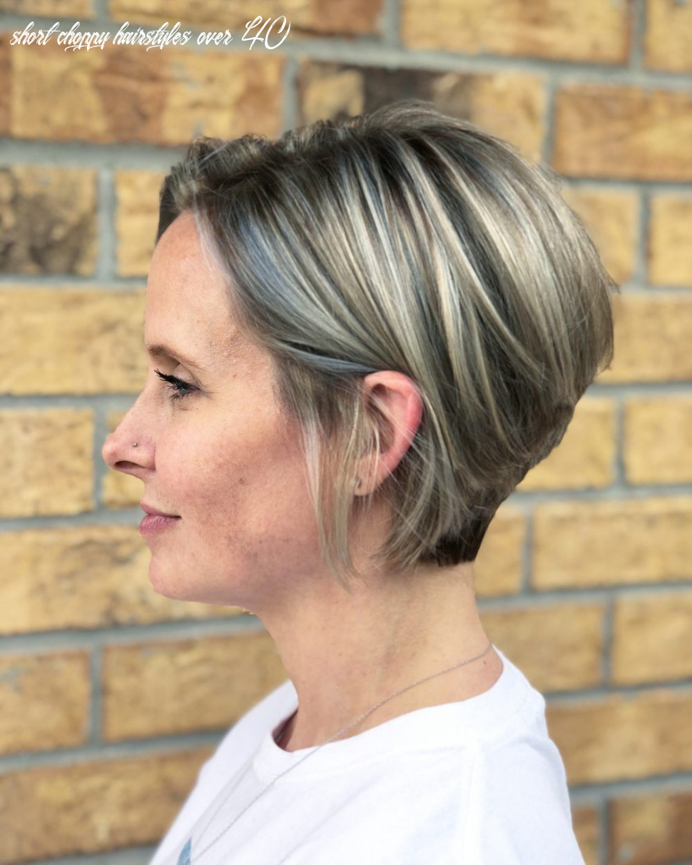 10 sexiest short hairstyles for women over 10 in 10 short choppy hairstyles over 40