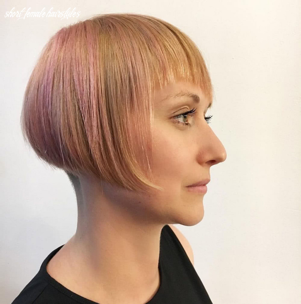 10 sexiest short hairstyles for women over 10 in 10 short female hairstyles