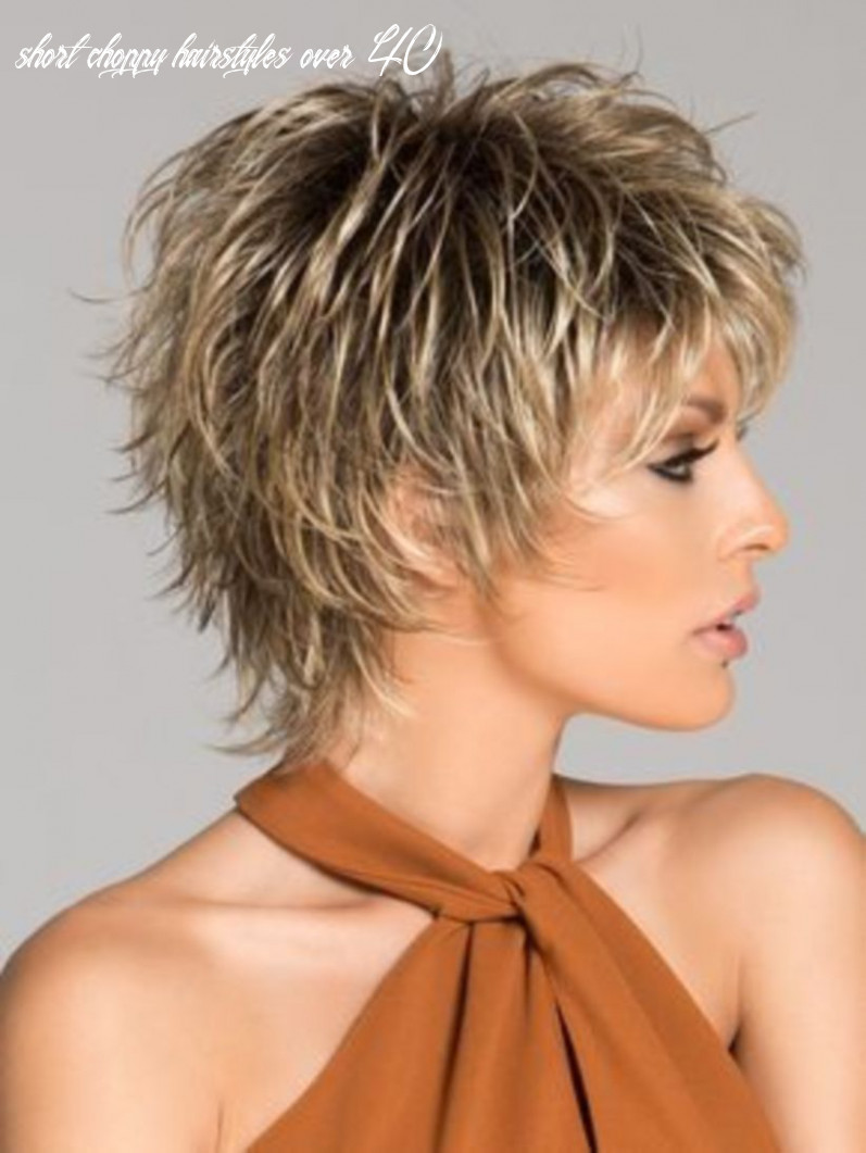 10 shaggy hairstyle for women over 10 years with fine hair
