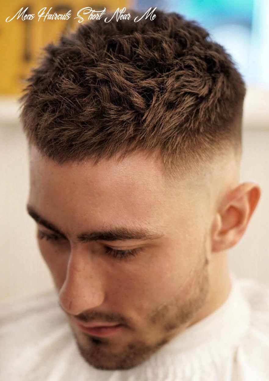 10 short haircuts for men: super cool styles for 10 | mens