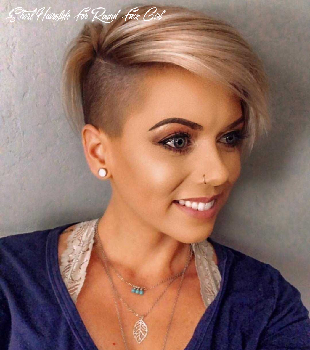 10 short hairstyles for round faces 10 10 in 10 (with images