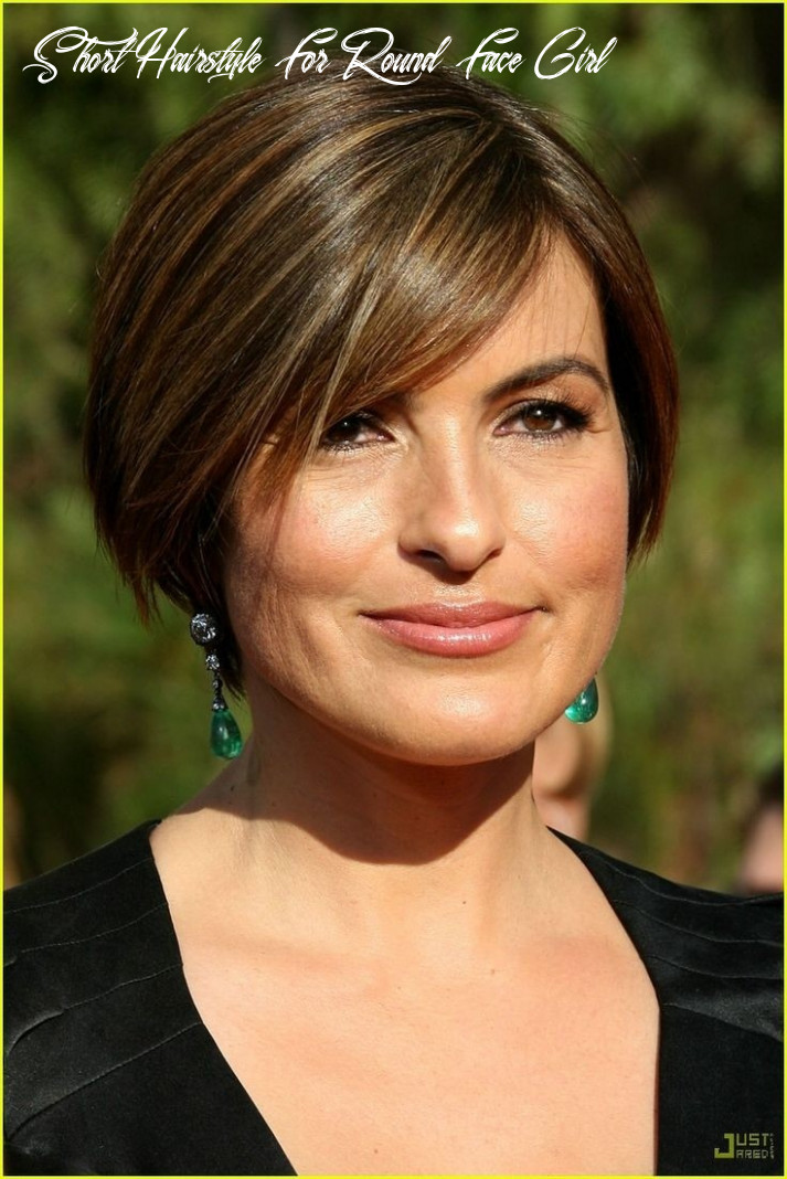 10 short hairstyles for round faces: women haircuts popular haircuts short hairstyle for round face girl