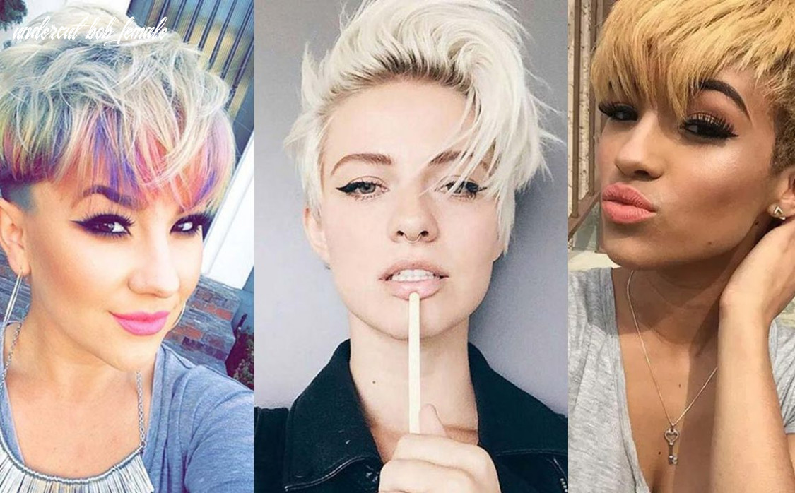 10 short hairstyles for women: pixie, bob, undercut hair