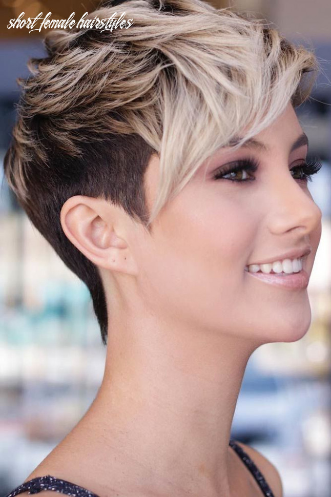 10 short hairstyles that will make you go short   lovehairstyles
