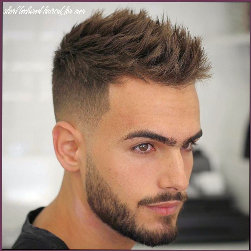 10 short textured haircut mens #hair #haircut #longhair | kurze