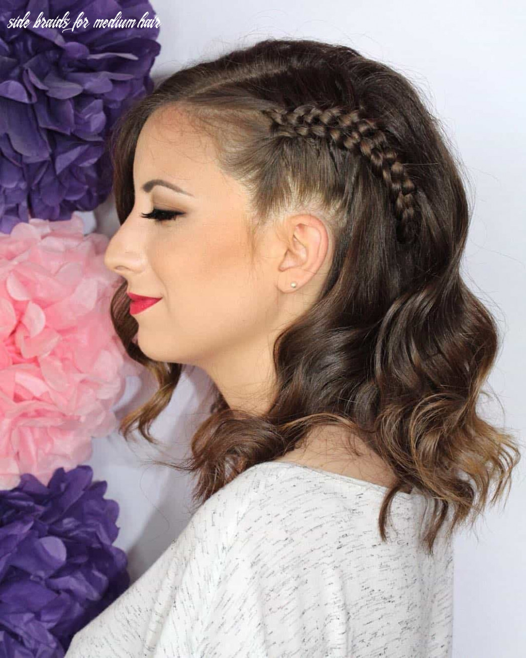 10 side braid hairstyles which are simply spectacular wild about