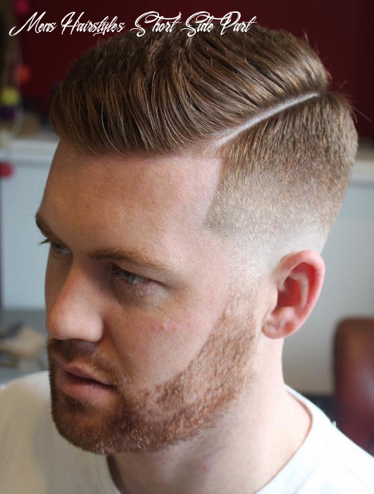 10 side part haircuts: a classic style for gentlemen mens hairstyles short side part